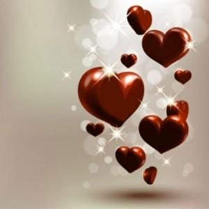チョコレート愛情